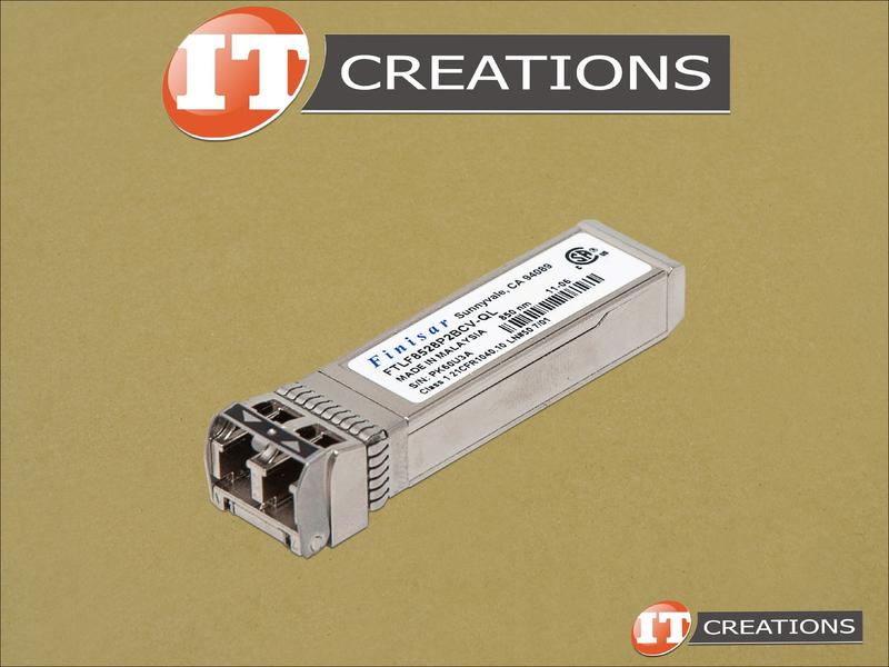 FINISAR 8 GIGABIT SFP TRANSCEIVER FTLF8528P2BCV-QL
