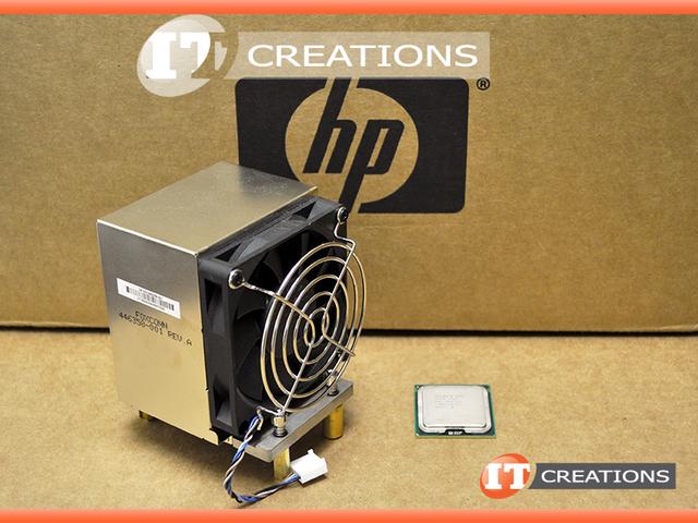 HP CPU KIT INTEL XEON QUAD CORE PROCESSOR E5450 3 0GHZ HP XW6600 XW8600  GX574AA
