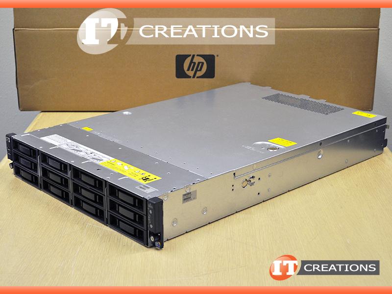 HP DL180 G6 3.5 12BAY - Refurbished - HP PROLIANT DL180 G6 3.5 12 BAY