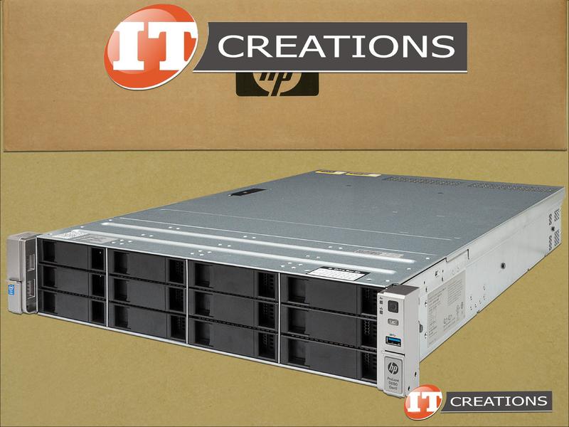 HP DL180 G9 3.5 HPHD NHPPS - New - HP PROLIANT DL180 G9 3.5 INCH LARG
