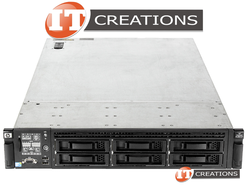 HP DL380 G7 3.5 - Used - HP PROLIANT DL380 G7 3.5 INCH LARGE FORM FAC