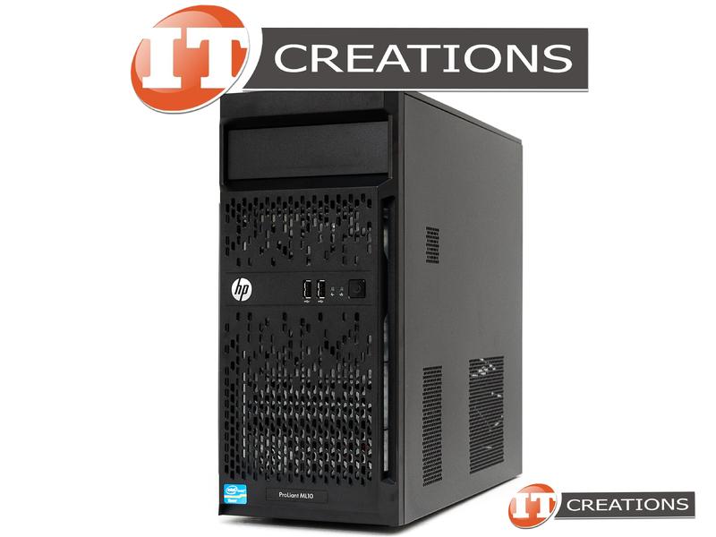 HP ML10 - Used - HP PROLIANT ML10 SERVER USED