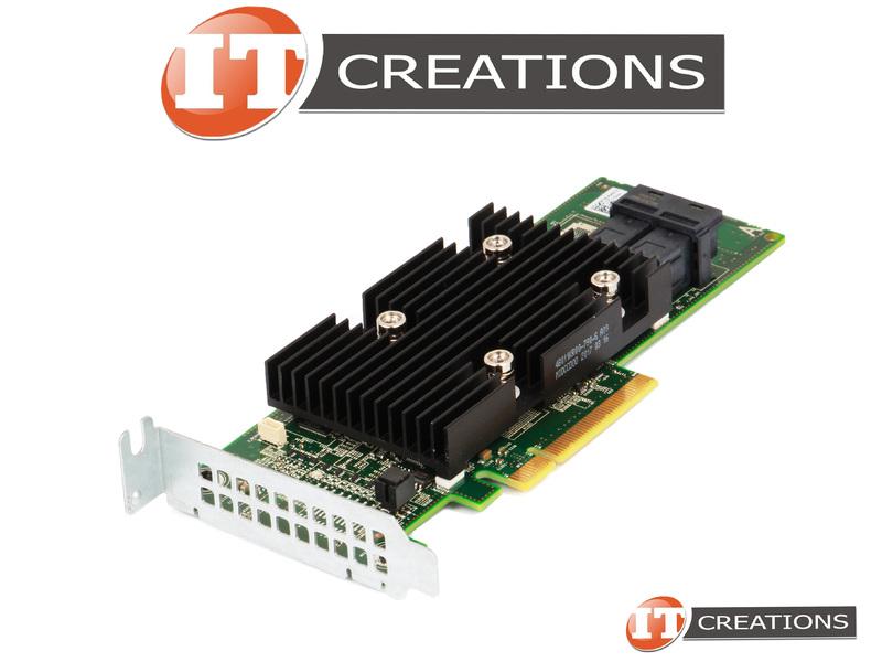DELL HBA330+ 12GB/S PCI-E X8 HOST BUS ADAPTER FOR R440 R540 R740XD  J7TNV-LOW P