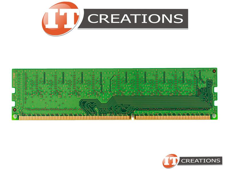 SAMSUNG 4GB PC3-14900E DDR3-1866 UNBUFFERED ECC MEMORY EDIMM  M391B5173QH0-CMA