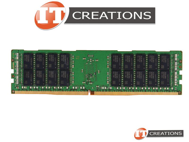 Samsung M393A4K40BB1-CRC0Q 32GB 2Rx4 PC4-19200 DDR4-2400T RDIMM ECC Memory