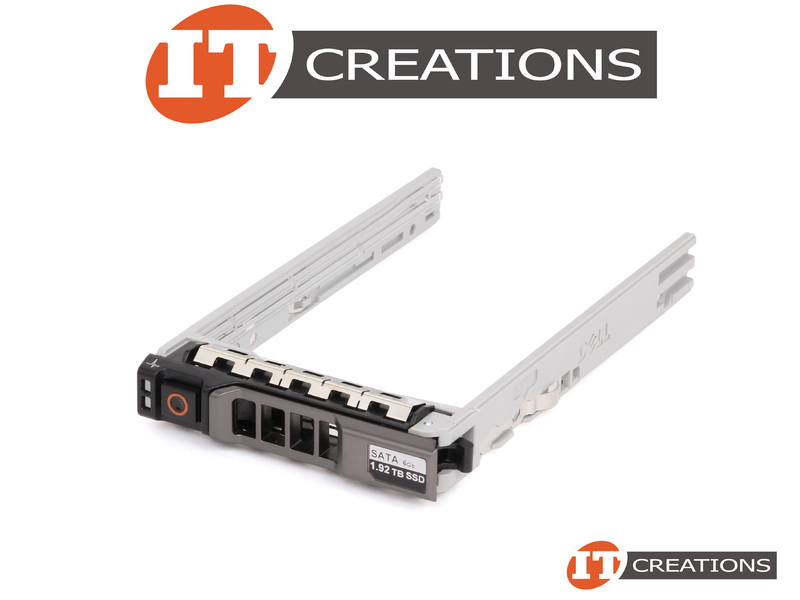 NTPP3 DELL HARD DRIVE TRAY / CADDY 2.5 INCH SMALL FORM FACTOR SFF FOR