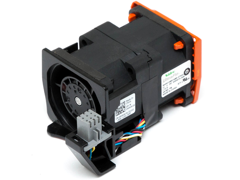 DELL FAN FOR DELL POWEREDGE R630 - DUAL ROTORS R40W12BS1NB8-07A02-R630