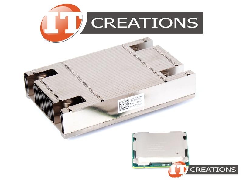 DELL CPU KIT INTEL XEON 14 CORE PROCESSOR 2 6GHZ FOR POWEREDGE R630  E5-2690V4