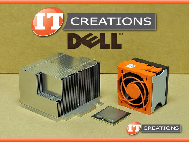 R710 L5640 DELL CPU KIT INTEL XEON 6 CORE LOW VOLTAGE PROCESSOR L5640