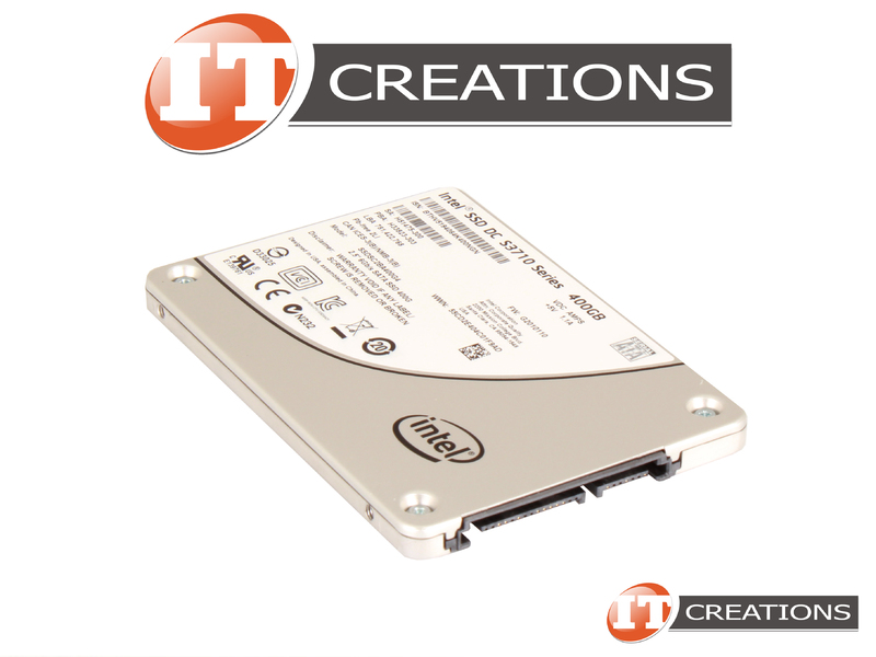 INTEL DC S3710 HP 400GB 6GB MLC SATA SFF SOLID STATE DRIVE SSDSC2BA400G4P New