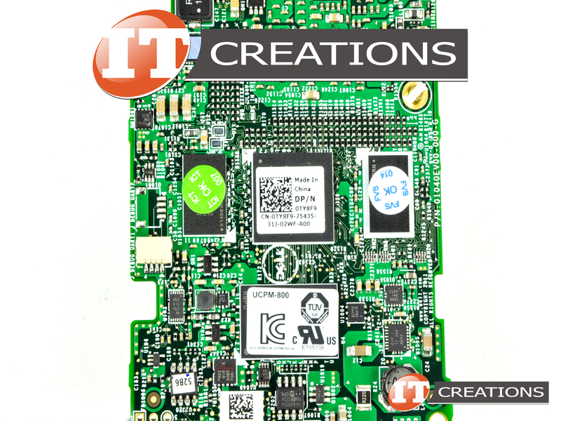 DELL RAID CONTROLLER H710P 1GB 6GB/S MINI MONO FOR DELL POWEREDGE R720XD  TY8F9
