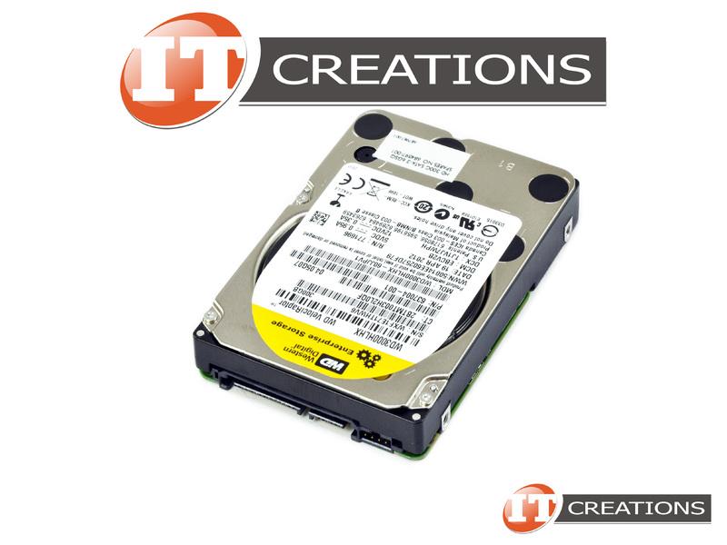 Western Digital WD3000HLHX-60JJPV1 300GB Internal Hard Drive