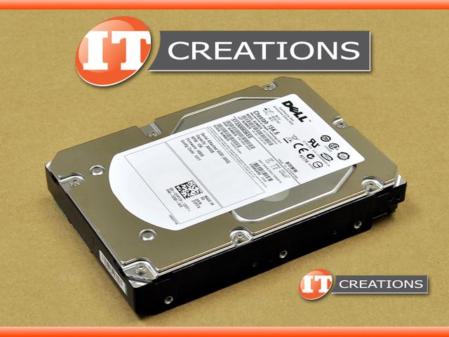 Texnite YP778 300-GB 3G 15K 3.5 SAS w//F238F SAS Drive for DELL YP778