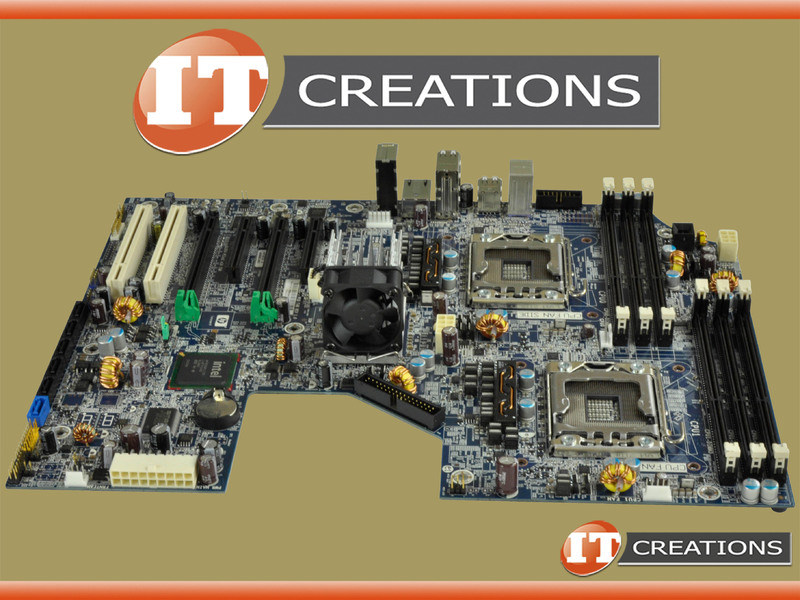 Details about HP MOTHERBOARD FOR HP Z600 WORKSTATION - SYSTEM BOARD  591184-001