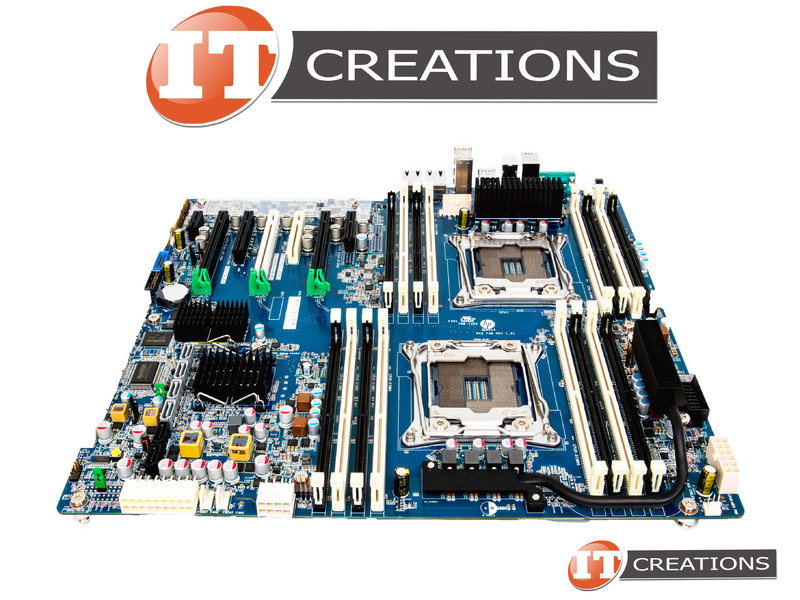 HP MOTHERBOARD FOR HP Z840 WORKSTATION - SYSTEM BOARD 761510-001 ...