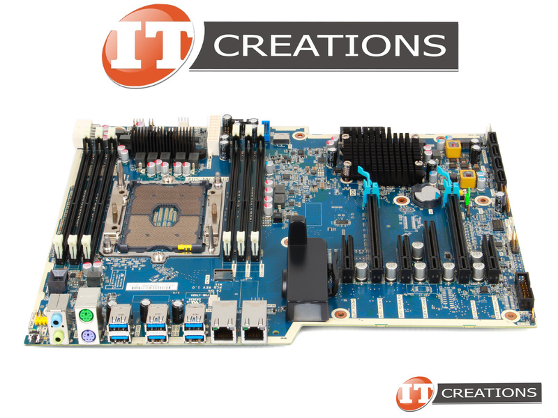 Details about HP MOTHERBOARD FOR HP Z6 G4 WORKSTATION - SYSTEM BOARD  914283-001