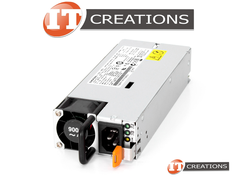 Details About LENOVO POWER SUPPLY 900W 80 PLUS PLATINUM FOR X3650 M4 X3750 94Y8118