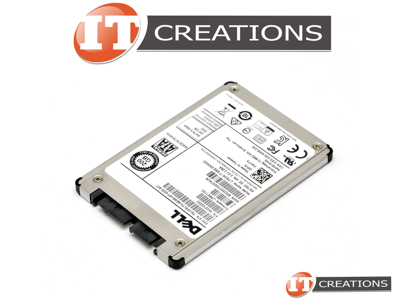 DELL 800GB MLC USATA 1.8 ENTERPRISE MIXED USE MU 6G SOLID STATE DRIVE SSD N7RGD