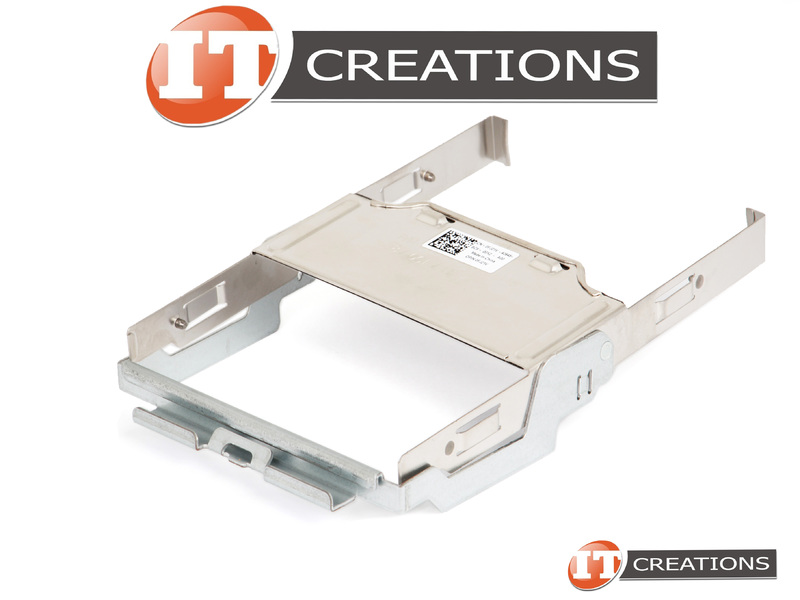 """New 2.5/"""" to 3.5/"""" HYBRID Tray Caddy Adapter For Dell F238F 0F238F Ship From USA"""